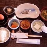たけの蔵 - 料理写真:朝食の始まりです。