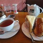 マッターホーン - 紅茶と