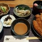 善太 - カキフライ定食