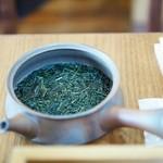 茶茶の間 - お茶(秋津島の葉)
