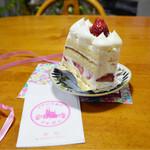 洋菓子の店 ブルボン - ショートケーキ