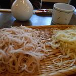 49067119 - 変わり二色蕎麦