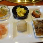 ボンボン - 前菜アップ
