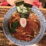らーめん くじら軒 - パーコ麺(濃口醤油味)(1000円)