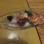 49068851 - 天然鮮魚お造り5点盛り