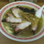 49069409 - 塩チャーシュー麺
