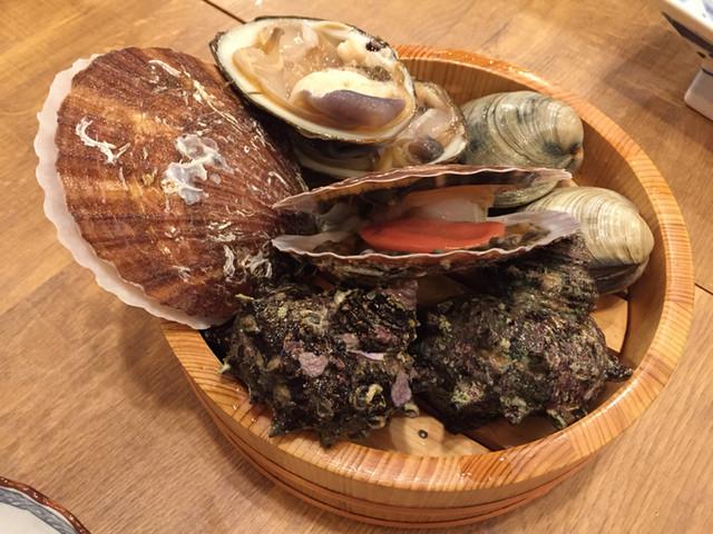 「磯丸水産 貝」の画像検索結果