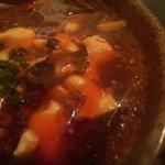 空 - 炎の麻婆豆腐&ライス