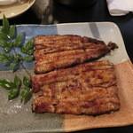 忠勇 - 料理写真:蒲焼き 「特」3,300円