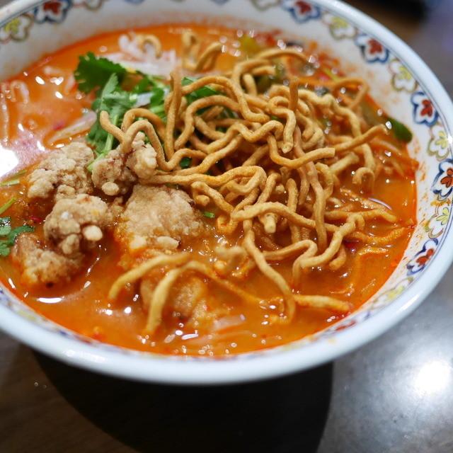 チャオバンブー - カレー麺