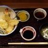 にしかわ - 料理写真:天丼(並)