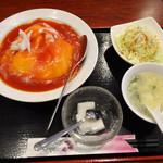 49075545 - 天津丼750円