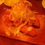 モリモリ商店 - 若鶏の唐あげ 6個600円(税別)