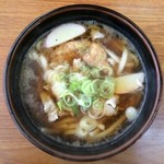 シバタ屋食堂 - 料理写真:肉うどん