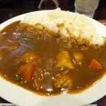 CoCo壱番屋 - 料理写真:グランド・マザー・カレー、2辛で400g