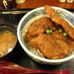 どんぶり本舗 - 福井名物ソースカツ丼
