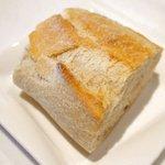 49081341 - ランチセット 1300円 のパン