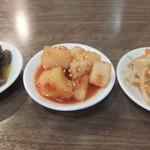 韓国料理 ハンス - おかず