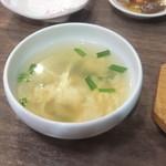 韓国料理 ハンス - スープ