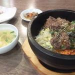韓国料理 ハンス - プルコギ石焼ビビンバ