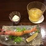 旬菜 喜いち - 熊本産 車海老
