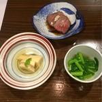 旬菜 喜いち - 小鉢