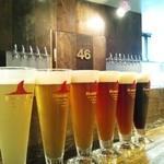 エスヨンロクビアーマーケット - 湘南ビールを中心に全国のクラフトビールが飲めます!