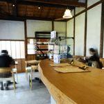 ノット カフェ - 店内