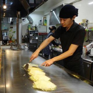 有名店『八昌』で経験を積んだ店長が最高の料理をおもてなし