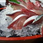 49086979 - 鯖の刺身が絶品
