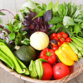 野菜や味噌、調味料にもこだわってます。