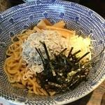 東京煮干屋本舗 -