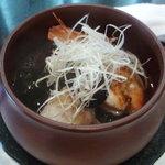 4909406 - スープは魚介のマース煮仕立て