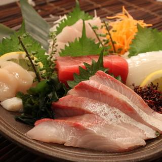 魚の美味しいお店