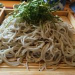 橋倉屋 - 蕎麦アップ