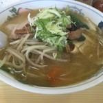 寶龍 - 野菜味噌ラーメン 800円