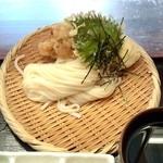 瀬戸内製麺710 - とり玉天ざる(H28.3.26)