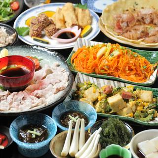 宴席をもっと楽しく!沖縄の美食美酒を味わい尽くす宴会コース