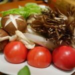 YASU - ☆いろんな種類のお野菜を!(^^)!☆