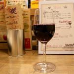 ワインとビストロ ミナミ酒場 - スペインの赤