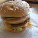 マクドナルド - 料理写真:ビッグマック370円