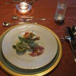 欧風宿 ぶどうの樹 - 料理写真:ぶどうの樹 前菜盛合せ