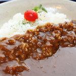 フジヤマプリン - 料理写真:おばあちゃんから受け継いだ手造りライスカレー 750円~