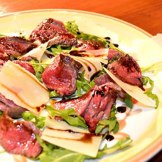 イタリアの郷土料理をお楽しみください