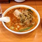 我流担々麺 竹子 - 四川タンタン麺(850円)