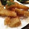くろまめ - 料理写真:筍の天ぷら800円。