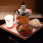 日本料理 百屋 - 3月の八寸