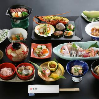 ご結納や米寿祝い等、ハレの日にはお祝い膳をいかがでしょうか。