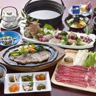 鹿児島の全ての肉がここに極まれり。