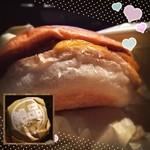 """ロッテリア - 夜食ŧ‹""""(o'ч'o)ŧ‹""""ŧ‹"""